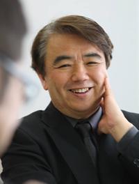 会長金子卓司写真